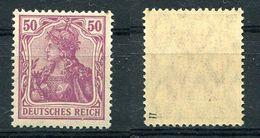 Deutsches Reich Michel-Nr. 146II Postfrisch - Geprüft - Unused Stamps