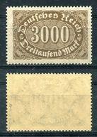 Deutsches Reich Michel-Nr. 254a Postfrisch - Geprüft - Deutschland