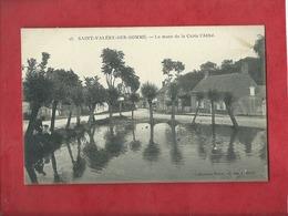 CPA - Saint Valéry Sur Somme - La Mare De La Croix L'Abbé - Saint Valery Sur Somme