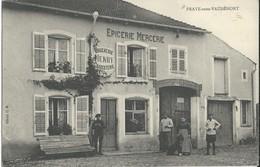Praye Sous Vaudemont  Epicerie Mercerie    Boucherie  HENRY - Otros Municipios
