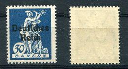 Deutsches Reich Michel-Nr. 123 Postfrisch - Nuovi