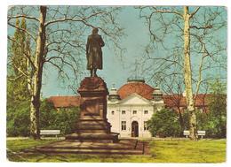 ADE-64, Postcard, Marbach - Schiller Nationalmuseum FREE DELIVERY - Marbach