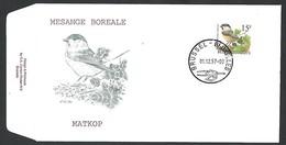 OCB Nr 2732 Fauna Buzin Stempel Brussel - Bruxelles - 1985-.. Pájaros (Buzin)
