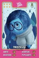 TCG - HEROS DISNEY PIXAR - 002 - Tristesse - Vice Versa - Disney