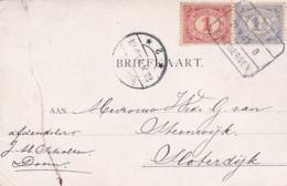 2775124Blokstempel Arnhem-Driebergen - Poststempels/ Marcofilie