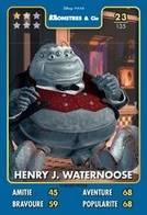 TCG - HEROS DISNEY PIXAR - 023 - Henry J. Waternoose - Monstres & Cie - Disney