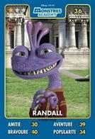 TCG - HEROS DISNEY PIXAR - 036 - Randall - Monstres & Cie - Disney