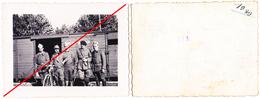 Groupe De Soldats Du Train 1939 - Oorlog, Militair