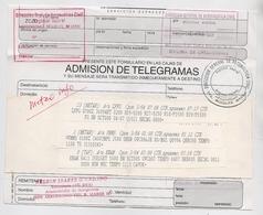 ANTARCTIC Station Base Pole Mail Radio Telegram USSR RUSSIA Meteo Chile - Forschungsstationen