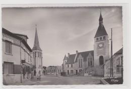02-ANIZY-LE-CHÂTEAU L'HOTEL DE VILLE-(ANIMÉE) - Autres Communes