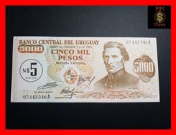 URUGUAY 5 Nuevos Pesos 1975  P. 57  UNC - Uruguay