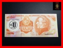 URUGUAY 10 Nuevos Pesos 1975  P. 58  UNC - Uruguay