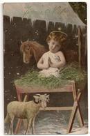 229 - Joyeuses Noël - Crêche - Christmas