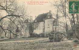 LA SELLE EN MORVAN CHATEAU DE LA VESVRE - France