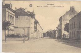Vilvoorde - Leuvense Straat (niet Gelopen Kaart) - Vilvoorde