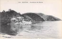 BRASIL Brazil Brésil - SANTOS : Fortaleza Da Barra - CPA - AMERIQUE DU SUD South America Sudamerica - Andere