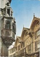 TROYES   -   L' ORATOIRE De L' HOTEL De MARIZY Et VIEILLES MAISONS   -   Editeur : COMBIER De Macon N°CI.10.140 - Troyes