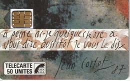 TC F14 - CORTOT - Sans N° - 1988