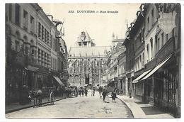 LOUVIERS - Rue Grande - Louviers