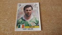 Figurina Panini WM Italia 90 - 435 Galvin Irlanda - Panini