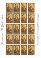 Zumstein 842 / Michel 902 Bogen-Serie Einwandfrei Postfrisch/** - Blocks & Sheetlets & Panes
