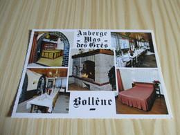 """Bollène (84).Auberge """" Mas Des Grés """" - Vues Diverses. - Bollene"""