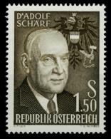 ÖSTERREICH 1960 Nr 1075 Postfrisch SBD6DAE - 1945-.... 2. Republik