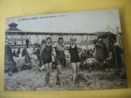 59 7063 CPA 1925 - 59 MALO LES BAINS. LES TROIS GRACES - ANIMATION. - Malo Les Bains