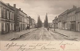 CPA FRANCE - 16 - Jarnac - Avenue Carnot - Carte Précurseur - Jarnac