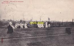 Knokke Knocke Zoute - Une Partie De Lawn-tennis - Knokke