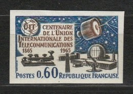 France N°1451a ** Non Dentelé - Non Dentellati