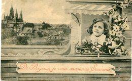 BAYEUX - JE VOUS ENVOIE CE SOUVENIR  - - Bayeux