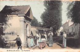 95 - Val D'Oise - 10270 - SAINT-BRICE-SOUS-FORET - Fontaine - Saint-Brice-sous-Forêt