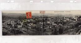NUITS ST GEORGES (21 CÔTE D'OR) VUE GENERALE CARTE DOUBLE- 28.5x 9-ecrite 16.11.1913 - Nuits Saint Georges