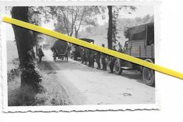ARDENNES LUXEMBOURG  LORRAINE SOLDATS ALLEMANDS PRISONNIERS FRANCAIS  NON SITUEES INVASION 1940 - Guerre 1939-45