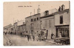 54 - LAXOU - Rue Paul Bert - Très Animée   (C139) - Autres Communes