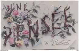 CREUSE VIEILLEVILLE UNE PENSEE - France