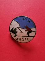 Ski Resorts Vrsic 1611m-Julijske Alpe - Slovenija - Invierno