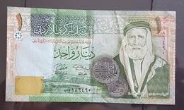 CS - Jordan 1 Dinar Banknote 2008 - Jordan