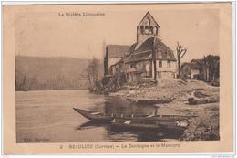 LA RIVIERE LIMOUSINE BEAULIEU LA DORDOGNE ET LE MONTURU 1936 - Francia