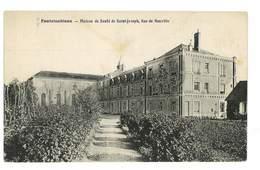 CPA 77 FONTAINEBLEAU MAISON DE SANTE DE SAINT-JOSEPH - Fontainebleau