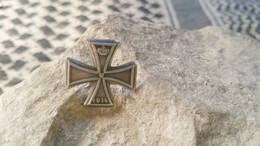 -*- Insigne Cravate  Croix De Fer Allemande De 14/18 -*- - 1914-18