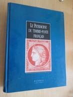 CAGI4 : LE PATRIMOINE DU TIMBRE POSTE FRANCAIS  Flohic éditions 1998  Format : Couverture Rigide, 25 X 18,5 Cm, 927 Page - Motive
