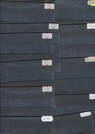 Hawid Einsteckkarten  C6  Schwarz   200  Stück     Gebraucht - Klemmbinder