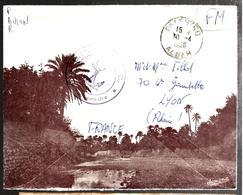 31539 - Enveloppe Avec  Illustration - Marcophilie (Lettres)