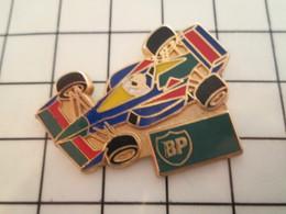 AB181 Pin's Pins / Beau Et Rare / THEME : ARTHUS BERTRAND / BP BRITISH PETROLEUM VOITURE F1 FORMULE 1 - Arthus Bertrand