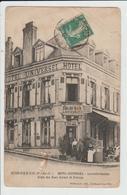 WIMEREUX - PAS DE CALAIS - HOTEL UNIVERSEL LAVOISIER OSSTYN - ANGLE DES RUES CARNOT ET FROISSY - Other Municipalities
