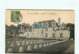 49 - JARZE  - VENTE à PRIX FIXE -  Château De La Péraudiére - Cloche De Jardinier - Other Municipalities