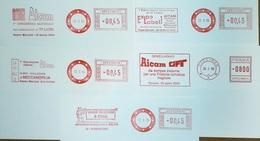 SPECIMEN No Postal - Italy 2000-2004-2005 - Expo Aicam (Sasso Marconi, Cesena) - Universal Expositions