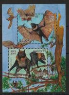 Mayotte - 2001 - Bloc Feuillet N°Yv. 5 - Chauve-souris - Neuf Luxe ** / MNH / Postfrisch - Blocks & Kleinbögen